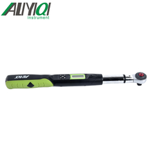 AWGC interchangeable digital display torque wrench
